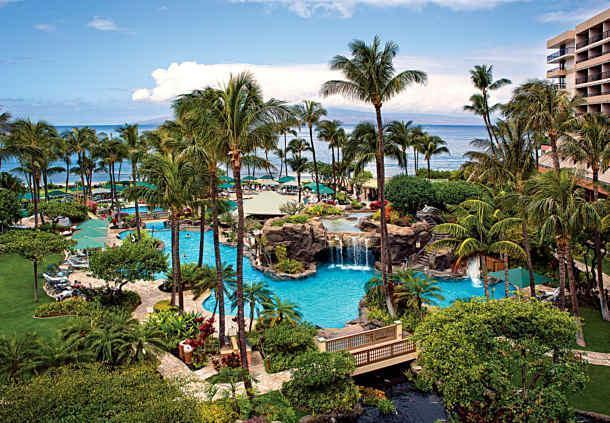 Marriott's Maui Ocean Club Vacations
