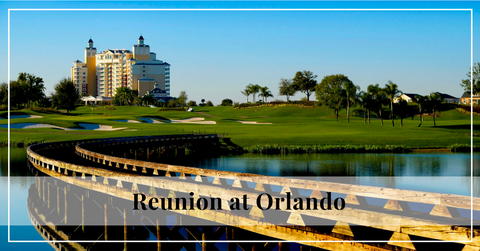 Wyndham Reunion at Orlando Vacations