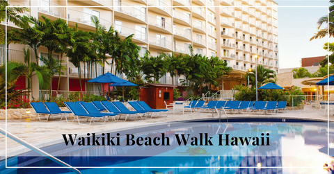 Wyndham Waikiki Beach Walk Vacations