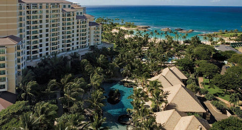 Marriott's Ko Olina Beach Club Vacations