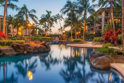 Wyndham Kauai Beach Villas Vacations