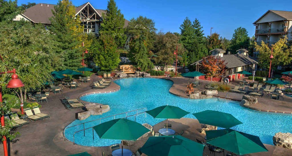 Marriott's Willow Ridge Vacations