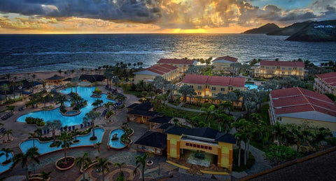 Marriott's St. Kitts Beach Club Vacations