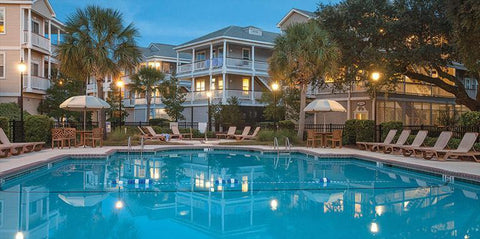 Wyndham Ocean Ridge Vacations
