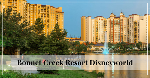 Bonnet Creek Checking In 11/30/19 for 7 nights 3 Bedroom Deluxe