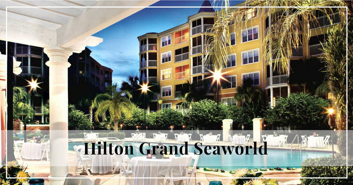 Hilton Grand Vacations Timeshare at SeaWorld in Orlando