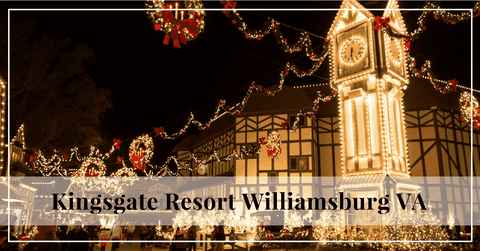 Wyndham Kingsgate Resort Checking In 10/10/19  for 4 nights 2 Bedroom Deluxe