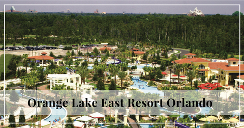 Holiday Inn Club Orange Lake North Village 12/21/2019 for 7 Nights 2 Bedroom Villa