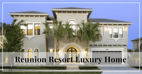 8 Bedroom Mansion On Reunion Resort