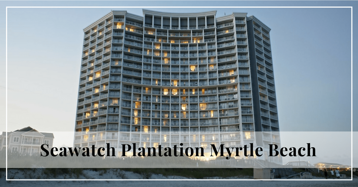 timeshare deals in myrtle beach sc