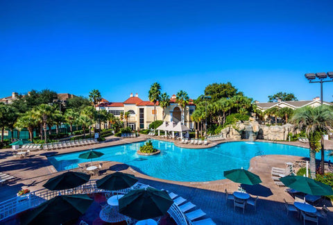 Sheraton Vistana Resort Checking in 10/18/2019 for 7 Nights in 2 Bedroom
