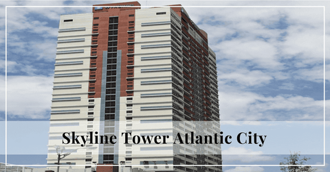Skyline Tower Checking In 01/01/2020 for 7 nights in 2 Bedroom Deluxe