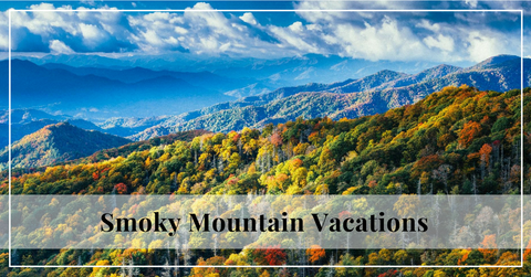 Copy of Smoky Mountains Checking In 11/01/19  for 3 Nights 2 Bedroom Deluxe
