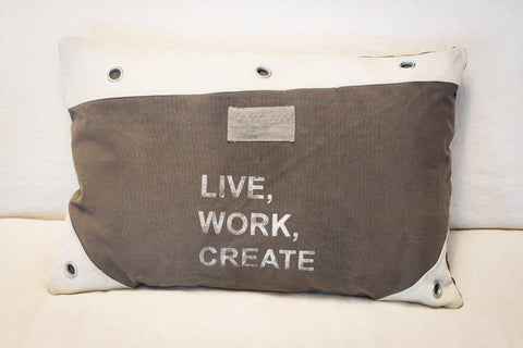 COUSSINS - Coussin Live Work Create - Espace Meuble