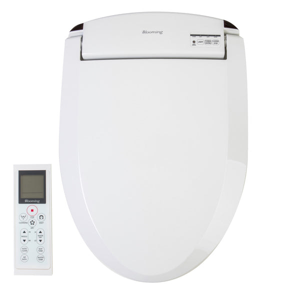 Blooming NB-R1063, Blooming, electric bidet toilet seat - BidetWash.com