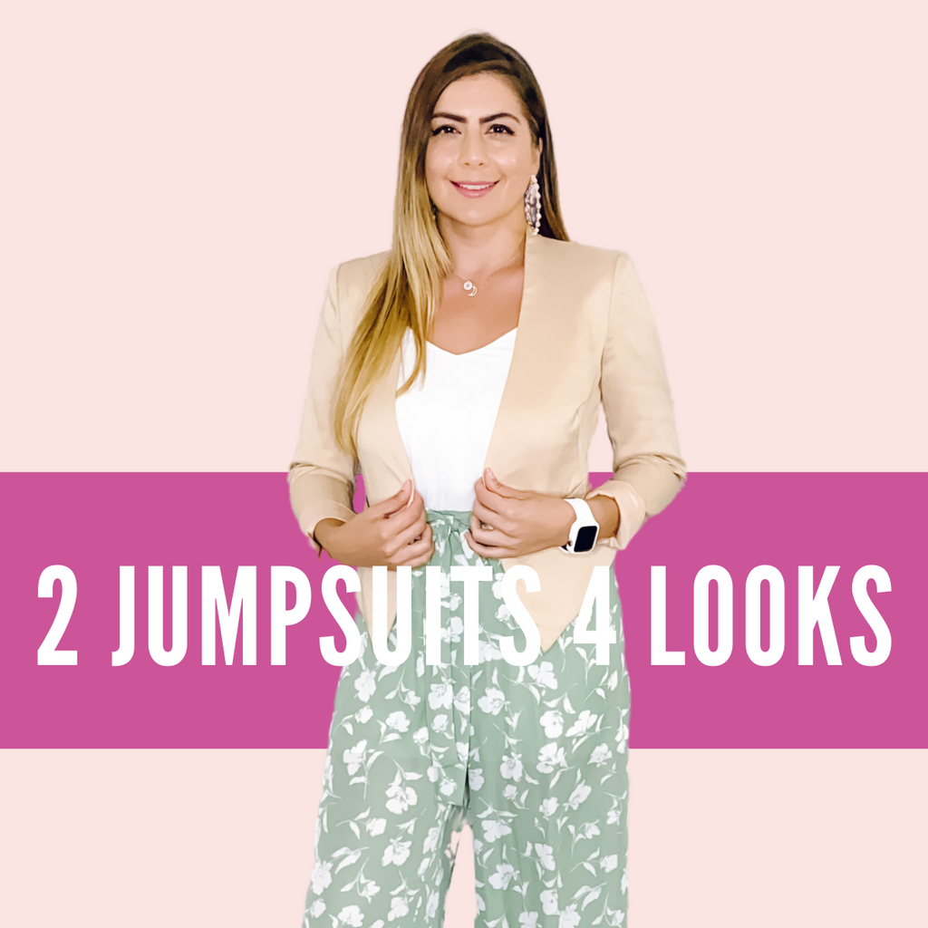 Summer To Fall Jumpsuit