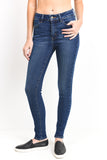 Out & About Jeans in Blue - Downtown Chic Online