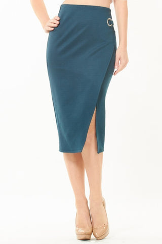 Money Hungry Skirt - Downtown Chic Online