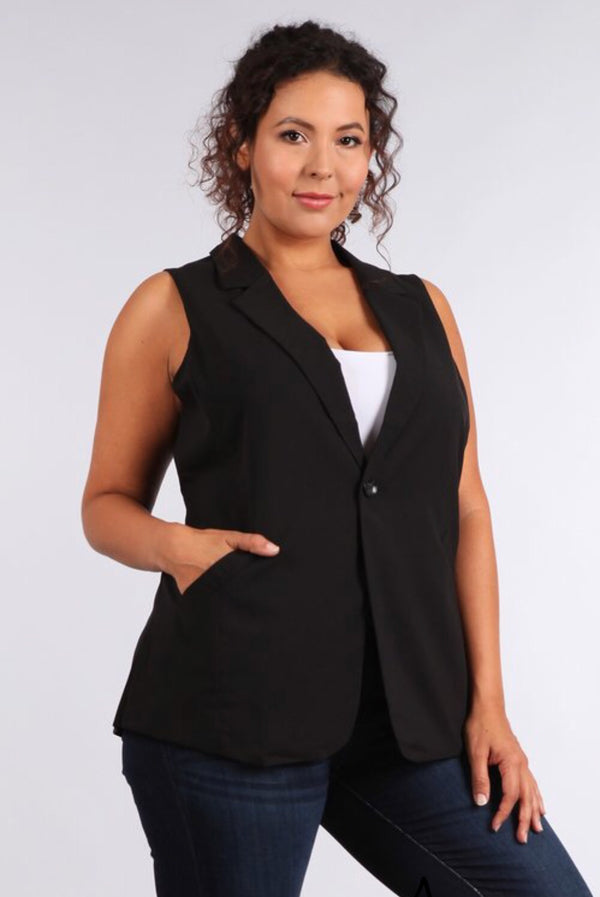 Competitive Advantage Vest - Downtown Chic Online