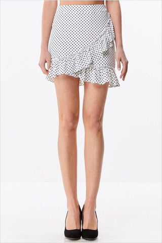 Signed on the Dot skirt - Downtown Chic Online