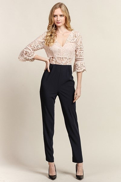 Off the Market jumpsuit