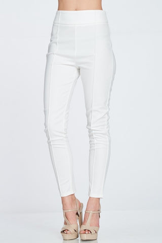 Copy Right pant in White