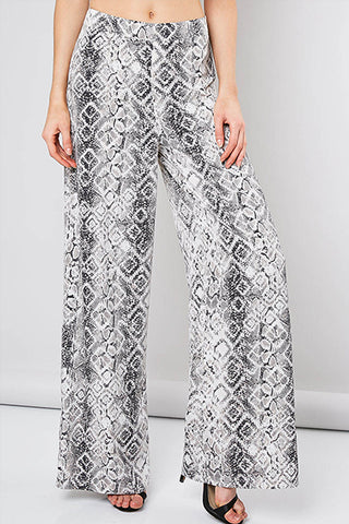 Snake Charmer Pants - Downtown Chic Online