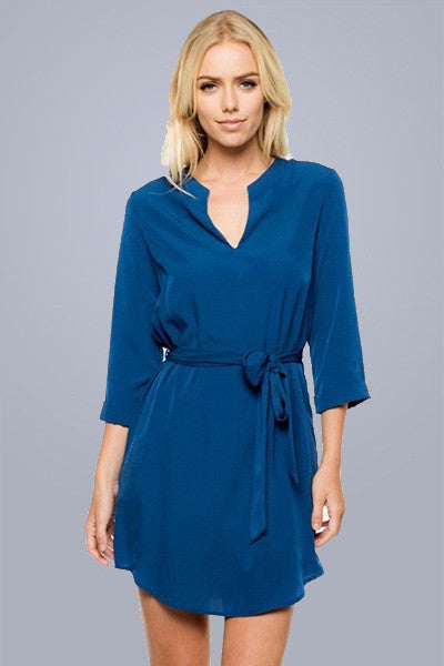 Party Planner Dress - Downtown Chic Online