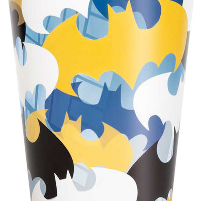 Batman Paper Cup Medium size 266ml for 8 Guest