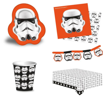 Star war Stormtrooper Party Packs