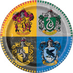 Harry Potter Party Paper Plate (23cm) - Pack of 8