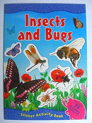 Insects and Bugs Sticker Book