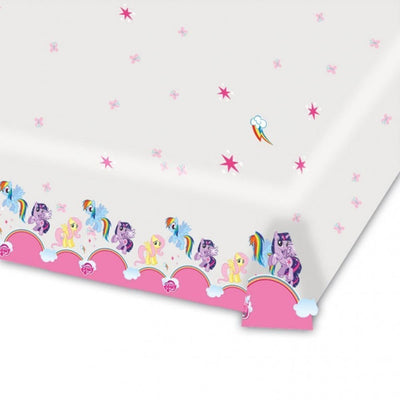 My Little Pony Kids Birthday Party Plastic Tablecover 1Pack