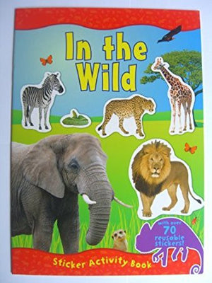In the Wild Sticker Book