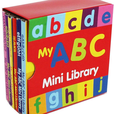 My ABC Mini Library