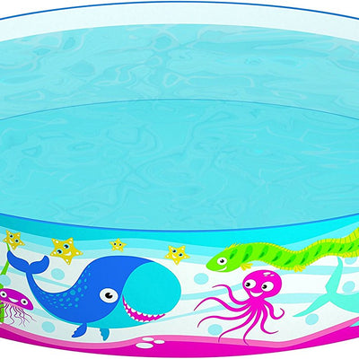Bestway Splash-N-Play Blue Paddling Pool -