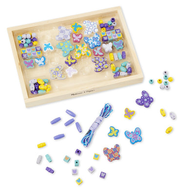 Wholesale Melissa & Doug Butterfly Friends Bead Set