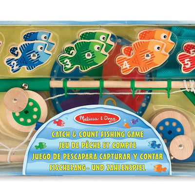 Wholesale Melissa & Doug Catch and Count Fishing Game
