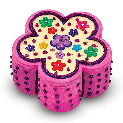 Wholesale Melissa & Doug Decorate-Your-Own Wooden Flower Chest