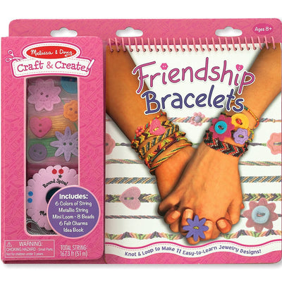 Wholesale Melissa & Doug Craft and Create Friendship Bracelets
