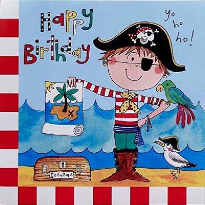 Rachel Ellen Pirate Luncheon Napkins Pack of 20