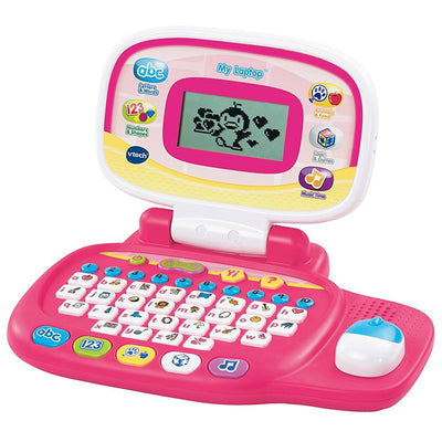 Wholesale VTech Pre-School My Laptop (Pink)