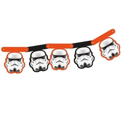 Star Wars Stormtrooper Children's Party Decoration Banner