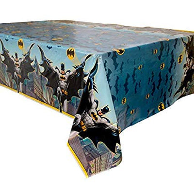 Dark knight Batman Kids Party Rectangular Plastic Table cover