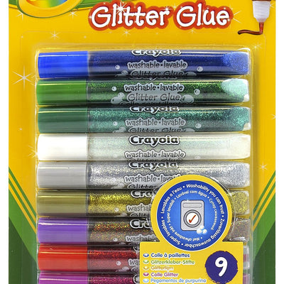 Crayola Glitter Glue - Available in 9 Colours
