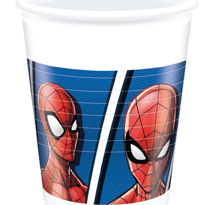 Marvel SpiderMan Homecoming Children Party Plastic Cups 8pk