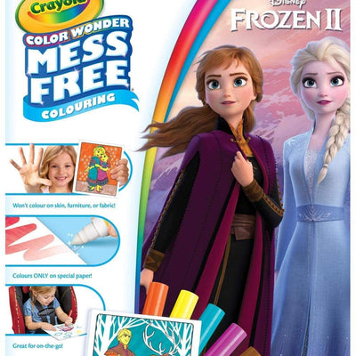 CRAYOLA FROZEN 2 COLOR WONDER