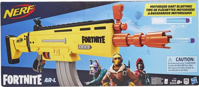 WHOLESALE - NERF FORTNITE AR-L - PACK OF 4