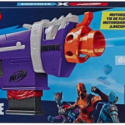 WHOLESALE - NERF FORTNITE SMG - PACK OF 4