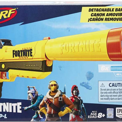 WHOLESALE NERF FORTNITE SP-L - PACK OF 4
